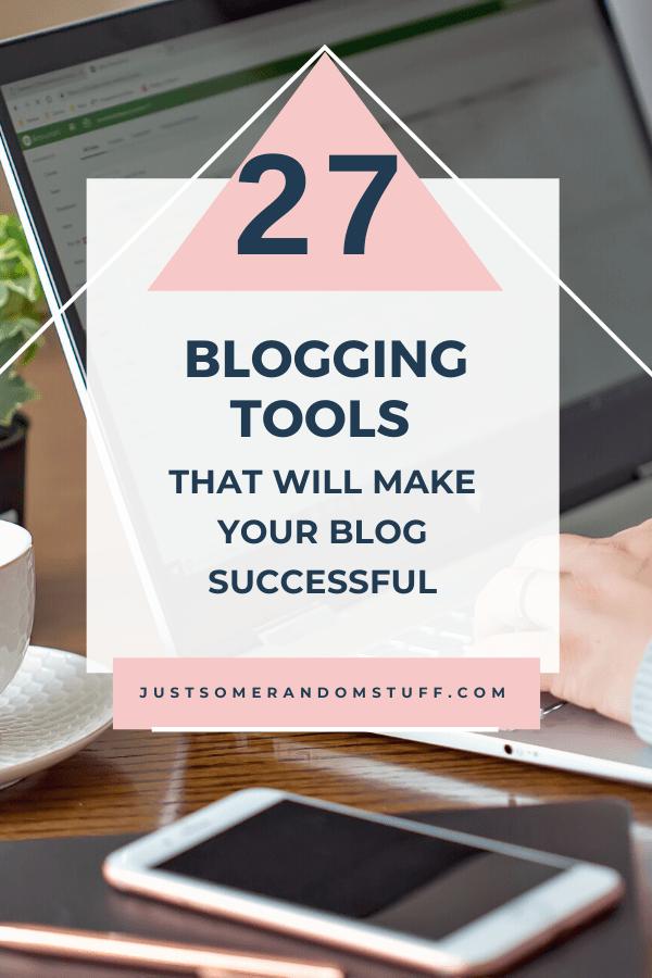 Blogging tools Pinterest