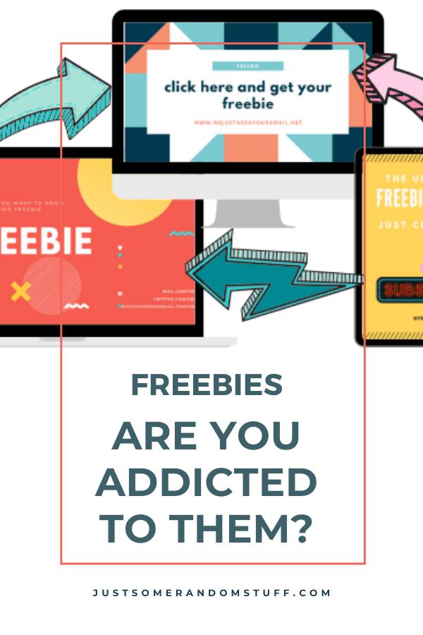 addicted to freebies Pinterest