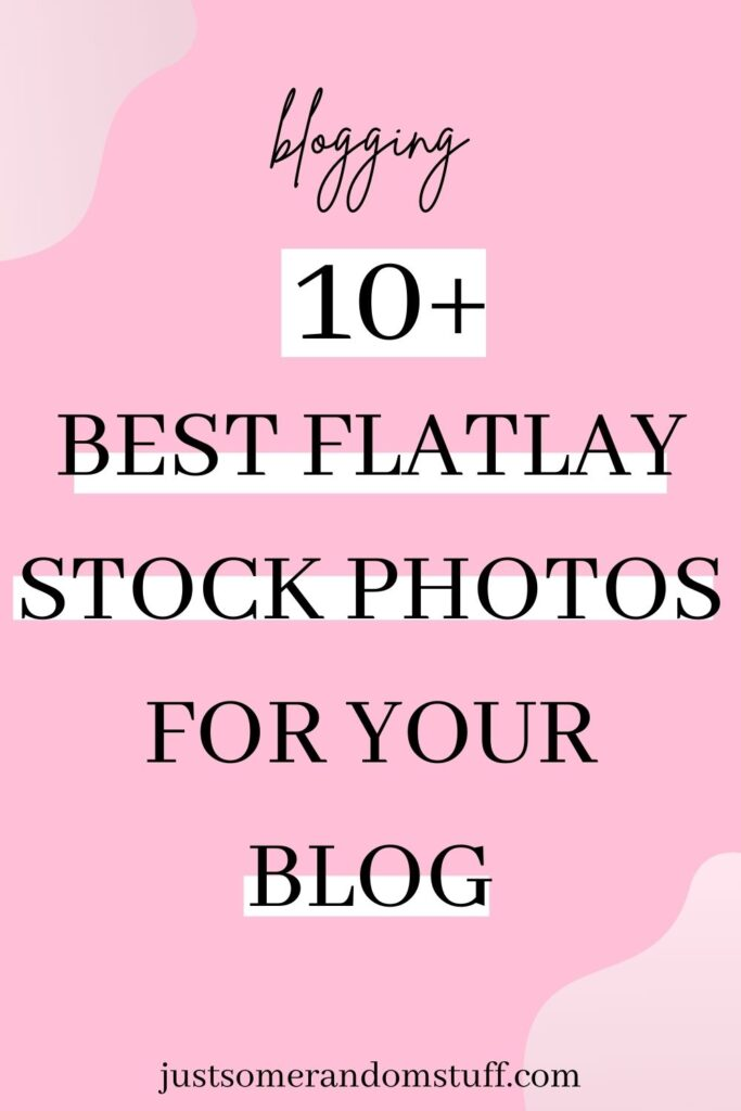 One of the most time consuming things when preparing a new blog post, besides for writing, is finding a perfect flatlay stock photos. I love flatlay photos, they are versatile and usually have enough negative space you can use.