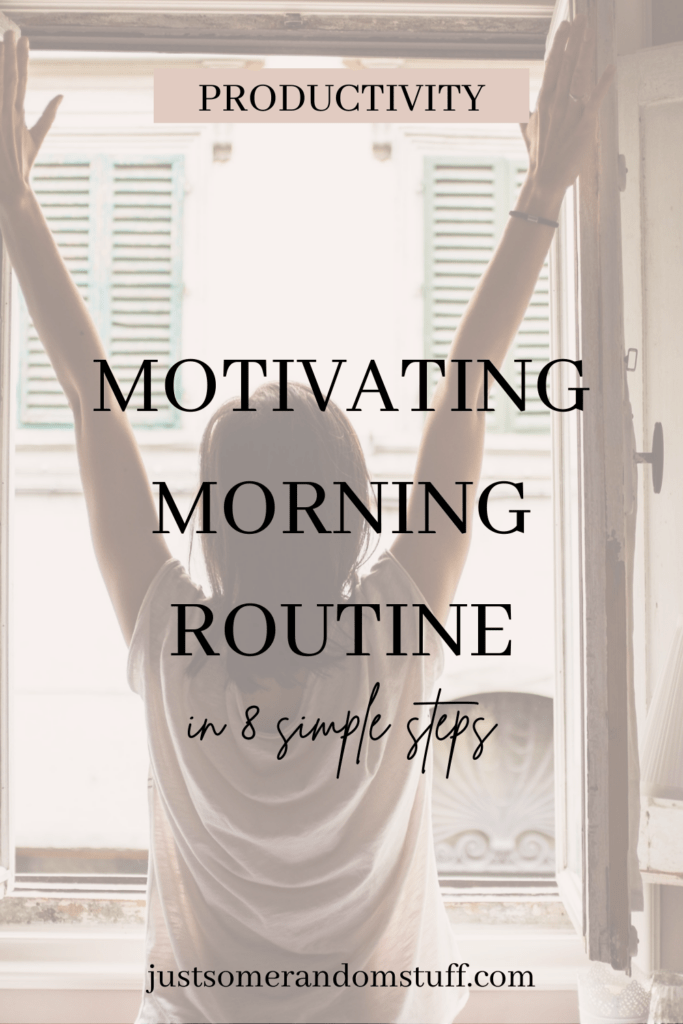 One of the secrets of success for those who are highly successful in life and business, is a morning routine. It doesn't need to be complex and it certainly doesn't have to be time consuming to create or follow.  All it needs is for you to follow it.