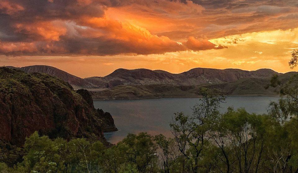 Sunset in the Kimberley, Australia - travel bucket list