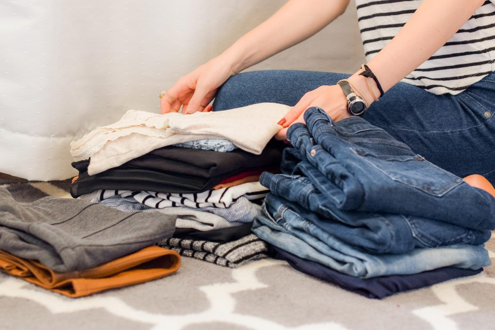 Try to incorporate it in your everyday rituals like this: spend just a few minutes a day picking up your home and tidying it as much as you can, even if you have a busy schedule.
